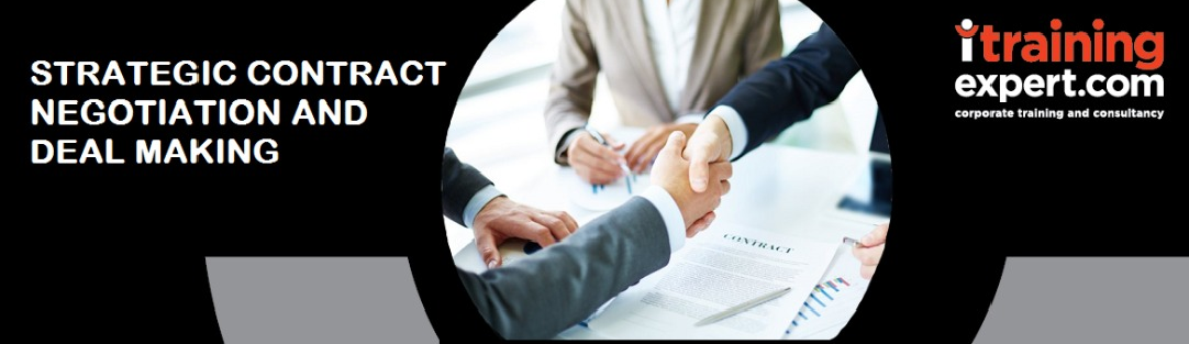 Strategic Contract Negotiation and Deal Making