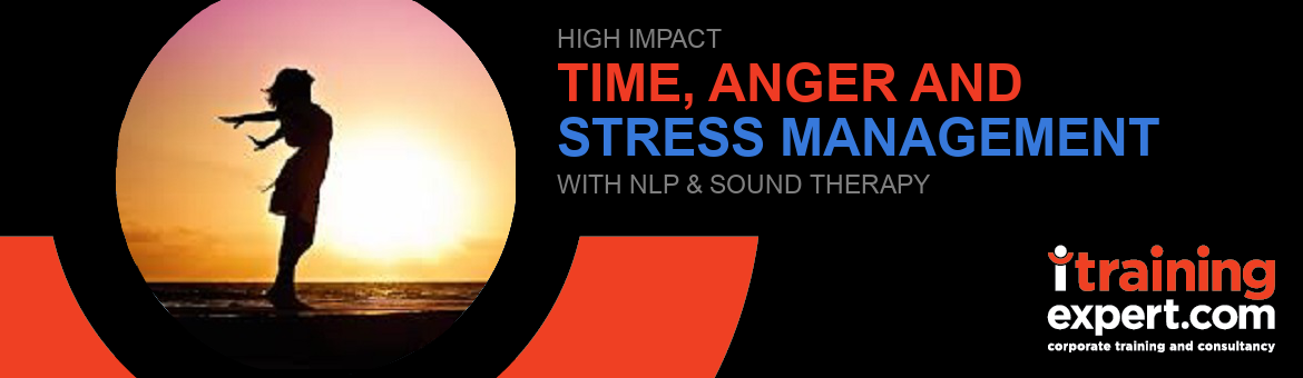 High Impact Time, Anger and Stress Management With NLP & Sound Therapy
