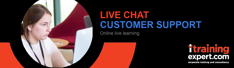 Webinar - Live Chat Customer Support