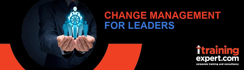 Change Management for Leaders