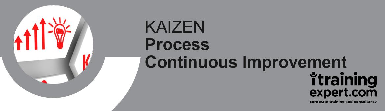 Kaizen Process of Continuous Improvement