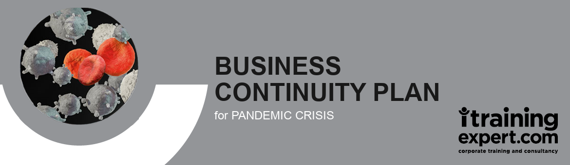 Business Continuity Plan for Pandemic Crisis