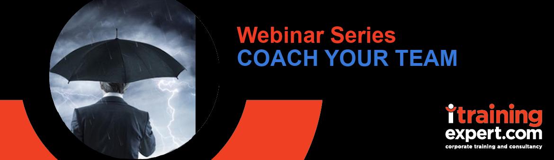 Webinar Free - Coach Your Team