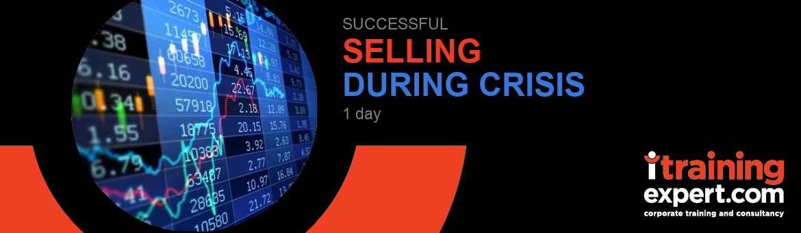 Webinar- Successful Selling During Crisis ( 1 day)