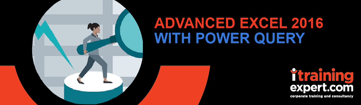 Webinar Series-Advanced Excel 2016 with Power Query