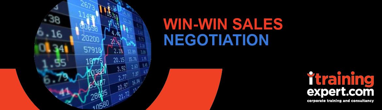 Webinar - Win-Win Sales Negotiation