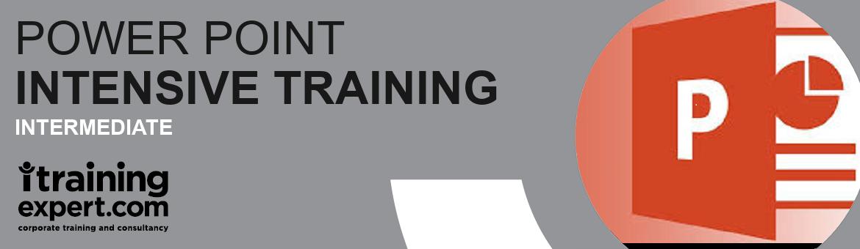 Microsoft Powerpoint - Intermediate