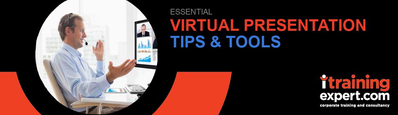 Essential Virtual Presentation Tips & Tools