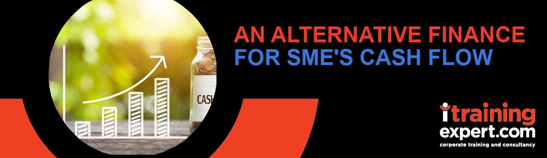 An alternative finance for SME's cash flow