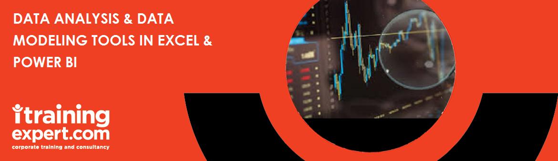 Data Analysis & Data Modeling Tools In Excel & Power BI