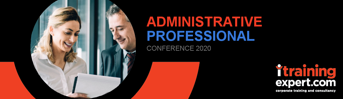 Administrative Professional Conference 2020