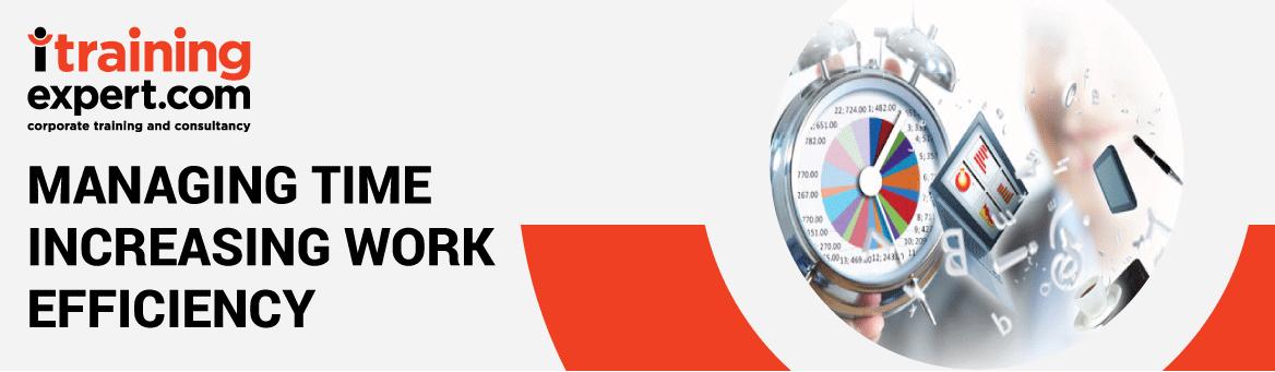 Managing Time and Increasing Work Efficiency