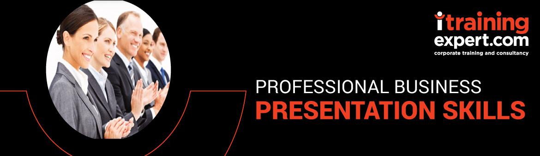 Professional Business Presentation Skills